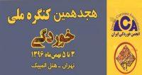 فراخوان مقاله هجدهمین کنگره ملی خوردگی، بهمن ۹۶، انجمن خوردگی ایران