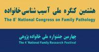 فراخوان مقاله هشتمین کنگره ملی آسیب شناسی خانواده و چهارمین جشنواره ملی خانواده پژوهی، اردیبهشت ۹۷، دانشگاه شهید بهشتی